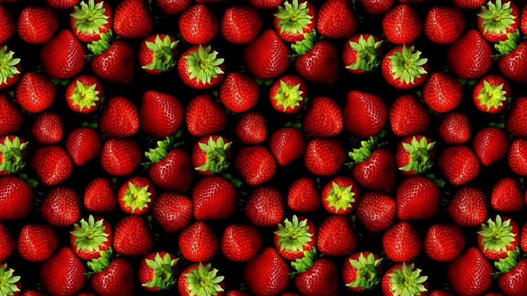 Strawberry Wallpaper 25 1920x1080 768x432