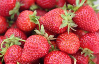 Strawberry Wallpaper 28 5184x3456 340x220