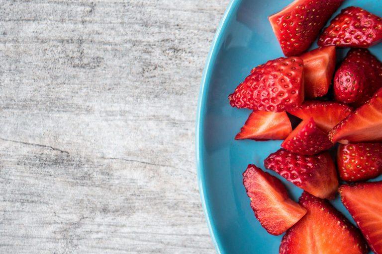 Strawberry Wallpaper 34 4286x2857 768x512