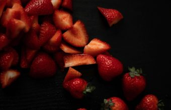 Strawberry Wallpaper 36 5184x3456 340x220