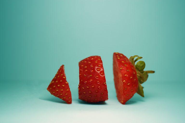 Strawberry Wallpaper 37 5184x3456 768x512