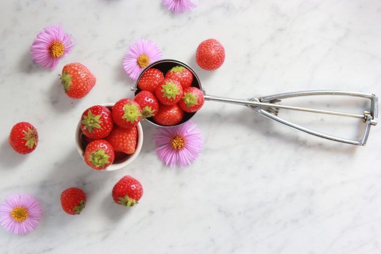 Strawberry Wallpaper 38 5184x3456 768x512