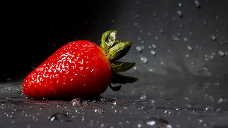Strawberry Wallpaper 41 1920x1080 768x432