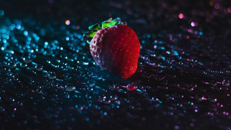 Strawberry Wallpaper 42 1920x1080 768x432