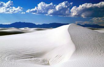 landscapes nature white deserts 340x220