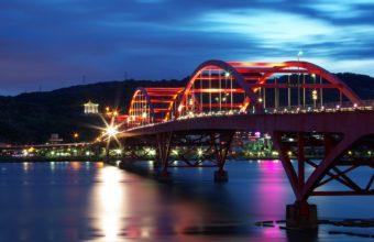 uandu Bridge Taiwan 340x220