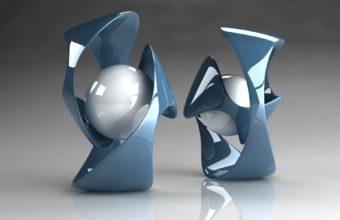 Ball Background Glass 1920x1200 340x220