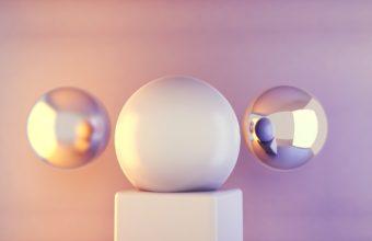 Ball Cube Glass 1440x900 340x220