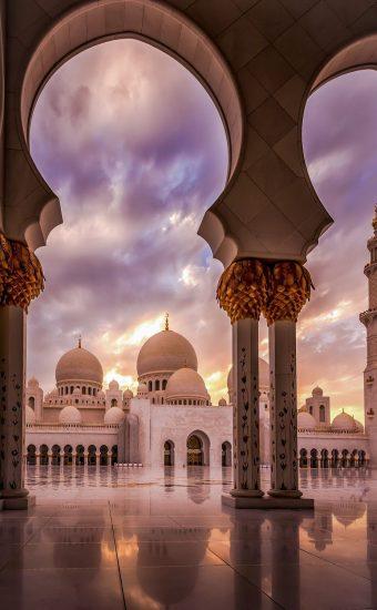 Mosque Wallpaper [1001x1500] - 008