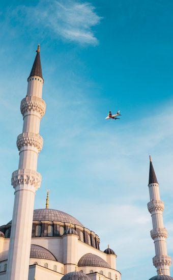 Mosque Wallpaper [1080x2340] - 007