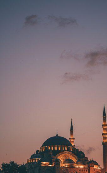 Mosque Wallpaper [1440x2560] - 006