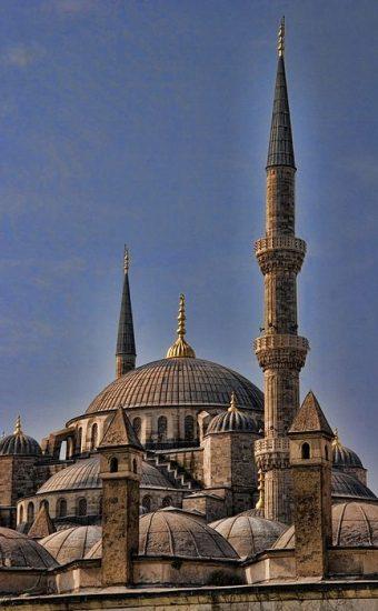 Mosque Wallpaper [466x700] - 018