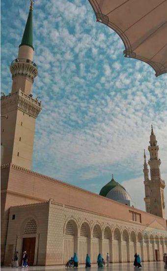 Mosque Wallpaper [485x747] - 019