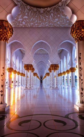 Mosque Wallpaper [623x994] - 011