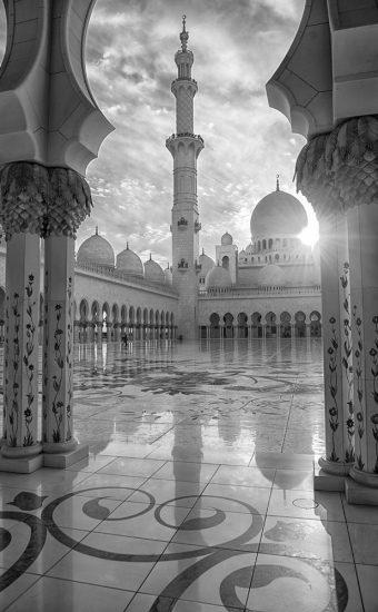 Mosque Wallpaper [658x1000] - 013