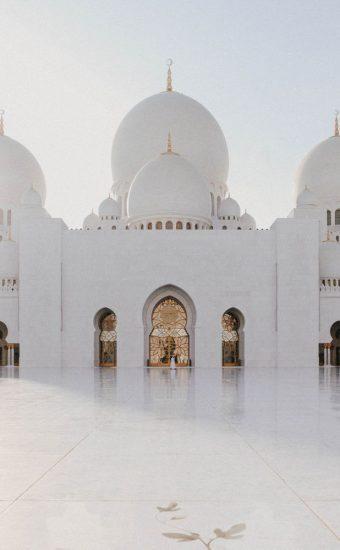 Mosque Wallpaper [667x1000] - 017