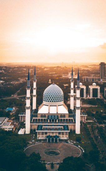 Mosque Wallpaper [792x1408] - 009