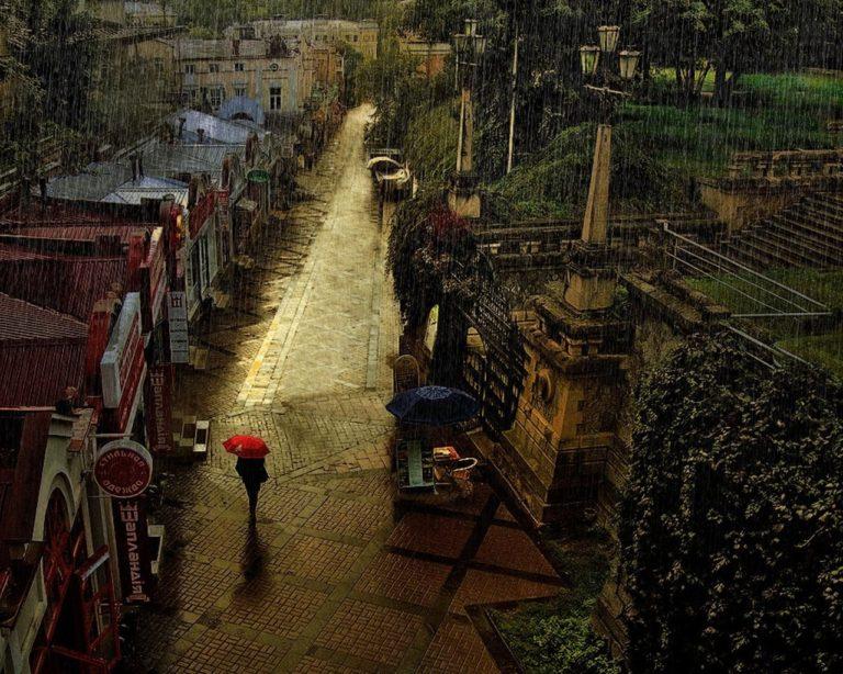 Rain Wallpapers 20 1280 x 1024 768x614