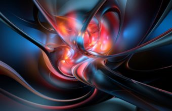 Abstract Blue Red 1440 X 810 340x220
