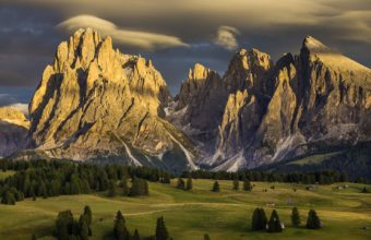 Alpe Di Siusi Italy Nature 1920 x 1440 340x220