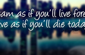 Amazing Quote Facebook Cover Photo 851 x 314 340x220