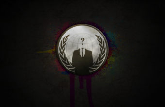 Anonymous Wallpapers 02 1440 x 900 340x220