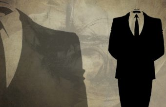 Anonymous Wallpapers 17 1440 x 900 340x220