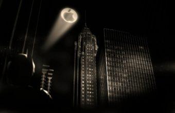 Apple Batman Spotlight 1440 x 900 340x220