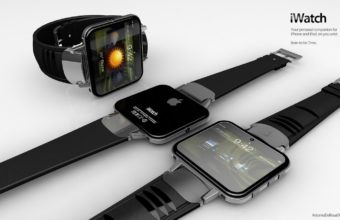 Apple Iwatch Wrist Watch 1440 x 900 340x220