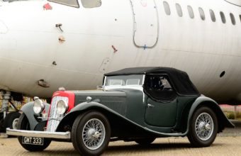 Aston Martin 1937 Black 2048 x 1536 340x220