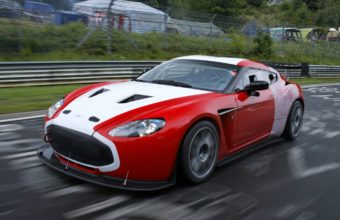Aston Martin V12 Zagato Race Car 2011 2048 x 1536 340x220