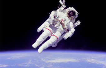 Astronaut Weightlessness Orbit 1211 x 900 340x220