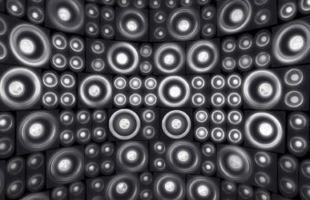 Audio Wall 1680 X 1050 340x220