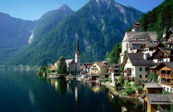 Austria Alp Europe Landscape Lake 4000 x 3000 340x220