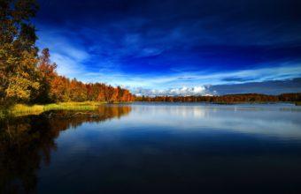 Autumn In Norway 1600 X 900 340x220
