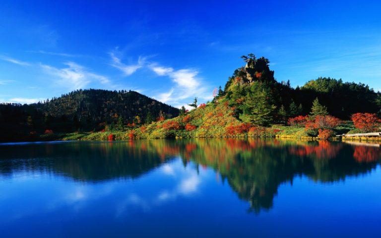 Autumn Reflection Japan 1920 X 1200 768x480