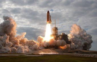 Baikonur Shuttle Taking 1381 x 900 340x220