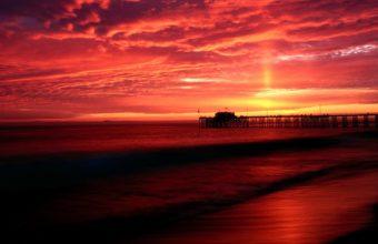 Balboa Pier California 1600 x 1200 340x220