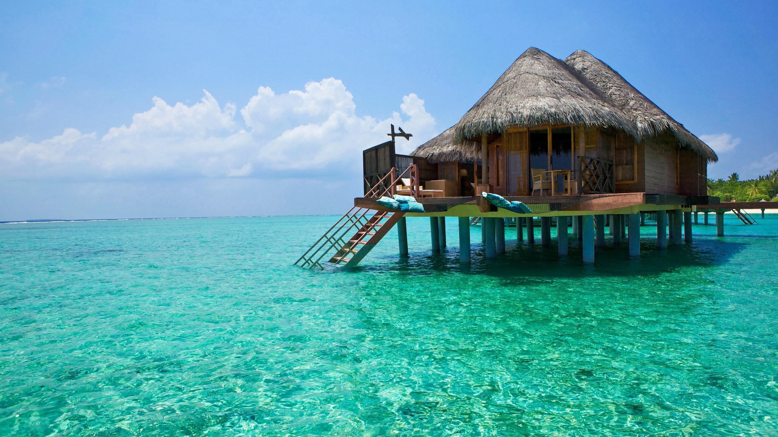 Bali Island Ocean 2560 X 1440