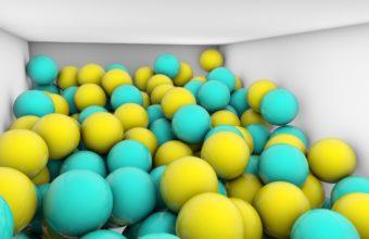 Balls A Lot A Lot Of 2560 X 1600 340x220