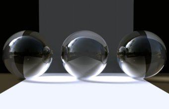 Balls Glass Gray 1440 X 900 340x220