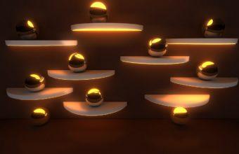 Balls Lights Glitter 1440 X 810 340x220