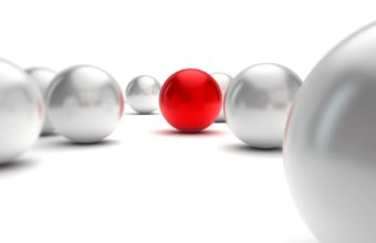 Balls Shape Surface 1920 x 1200 340x220