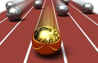 Balls Silver Gold 1920 x 1200 340x220