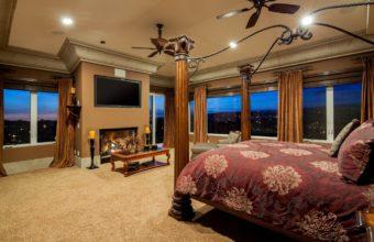 Beautiful Bedroom Wallpapers 20 2048 x 1365 340x220