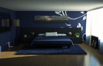 Beautiful Bedroom Wallpapers 24 1920 x 1080 340x220
