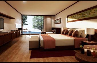Beautiful Bedroom Wallpapers 25 1920 x 1200 340x220