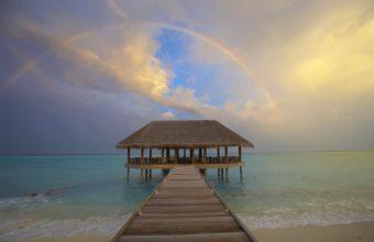 Beautiful Place On Beach 2000 x 1322 340x220
