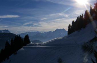 Beautiful Switzerland Winter 2560 x 1600 340x220