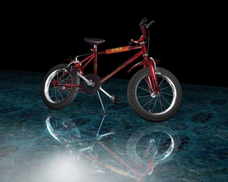 Bike 3d Bmx 1280 X 1024 768x614